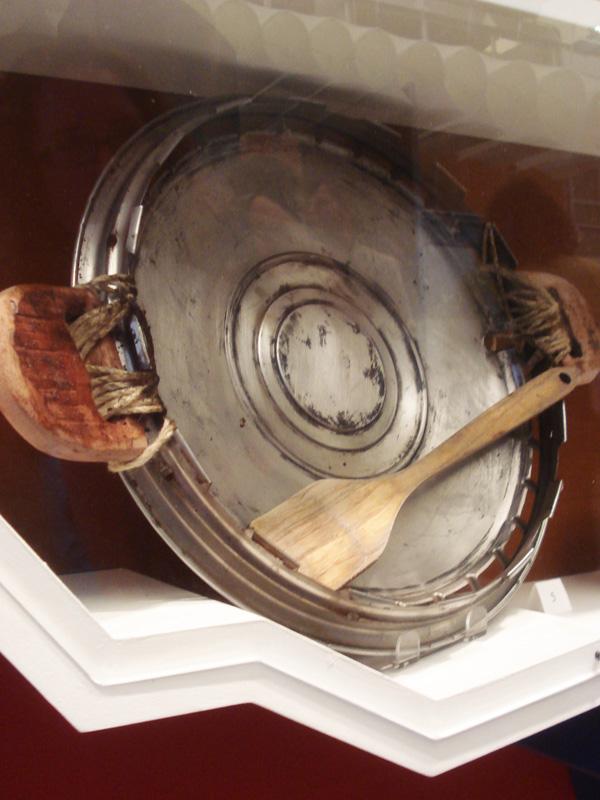 hubcap wok