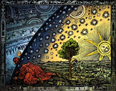 Flammarion Woodcut
