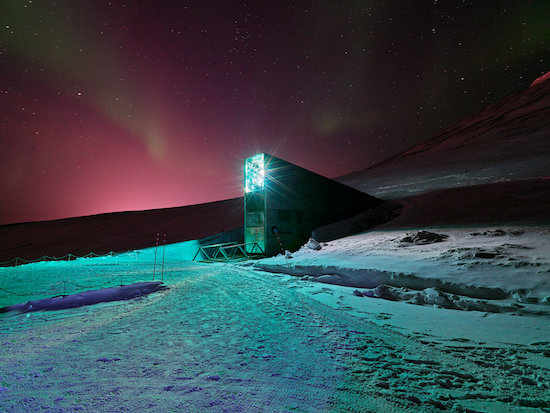 Inside Svalbard The Doomsday Vault Saving The Past And Future Of