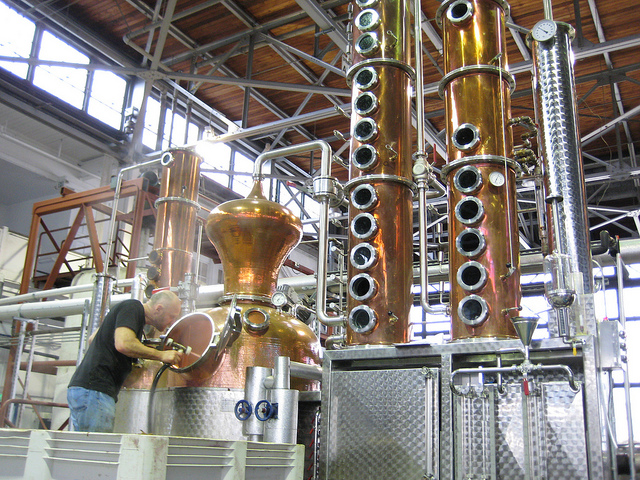 The still of St. George Spirits -- photo by St. George Spirits