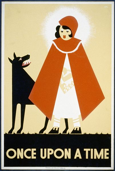 402px-Little_Red_Riding_Hood_WPA_poster