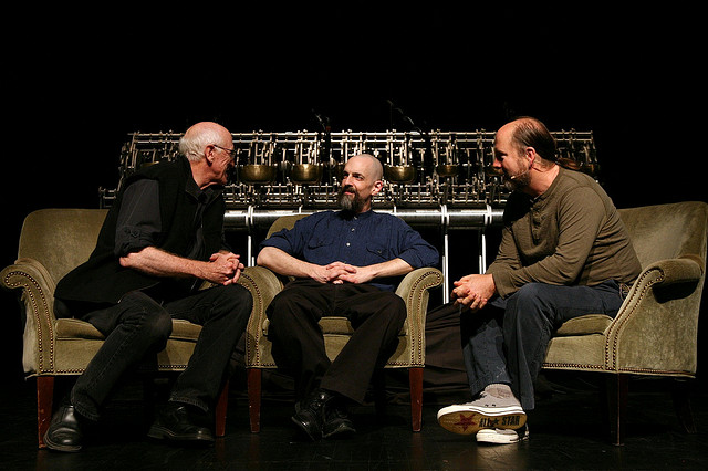 Neal Stephenson donated to The Interval