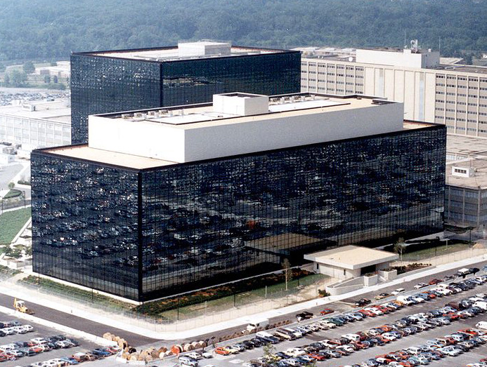 National_Security_Agency_headquarters,_Fort_Mead