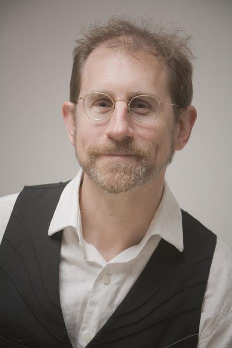 Erik Davis on 11/18 at the Interval