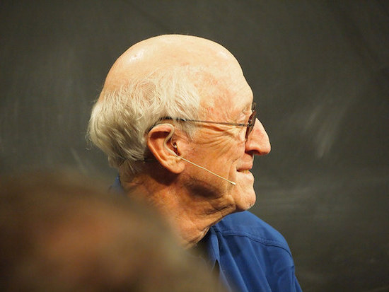 Stewart Brand: Pace Layers Thinking at The Interval January 02015