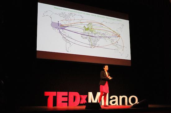 Valentina Bosetti at TEDx Milano 02012
